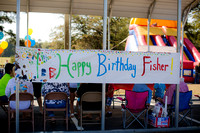 Fishers Birthday Party