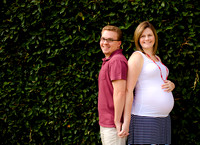 Kristen and Zach Maternity Session